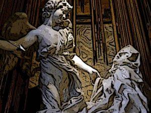 El Extasis De Santa Teresa De Bernini Roma Marinaveracruz Net